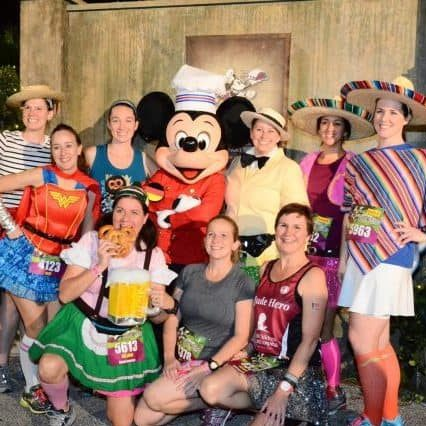 how to register for a sold out runDisney wine and dine race