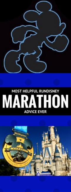 most helpful marathon advice ever