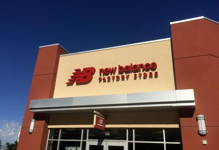 new balance rundisney store