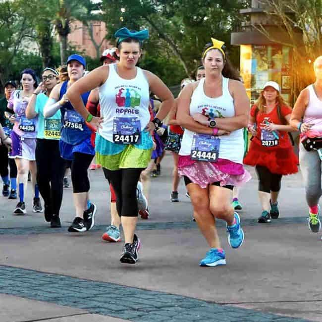 Do You Really Want to Run the Princess Half Marathon? Really?