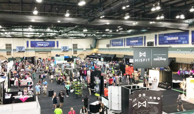 runDisney wine and dine race expo
