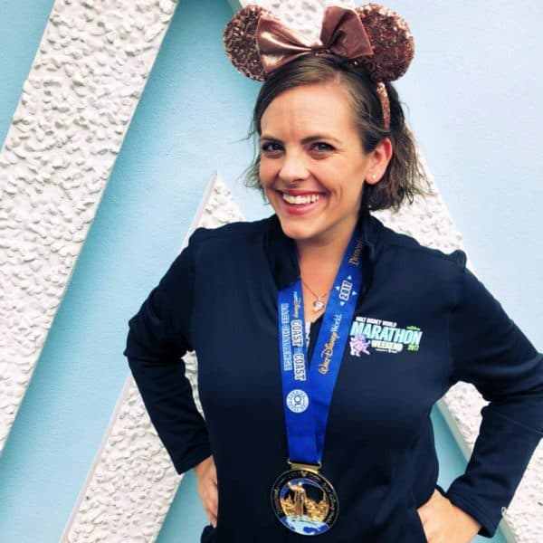 Sarah Bergman no guilt disney a runDisney blog