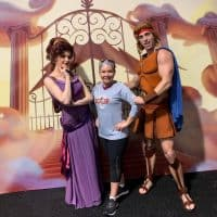 runDisney Character Stops | Disney World Marathon Weekend