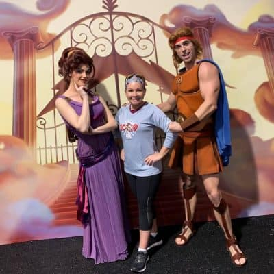 hercules megara race retreat