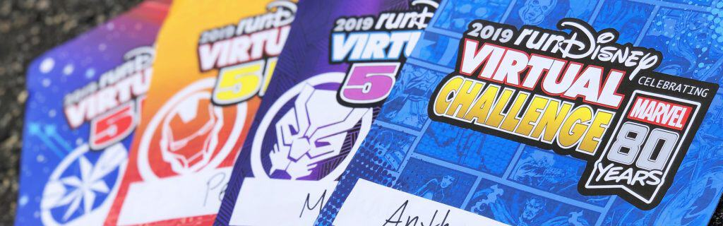 2019 runDisney Virtual race series features Marvel