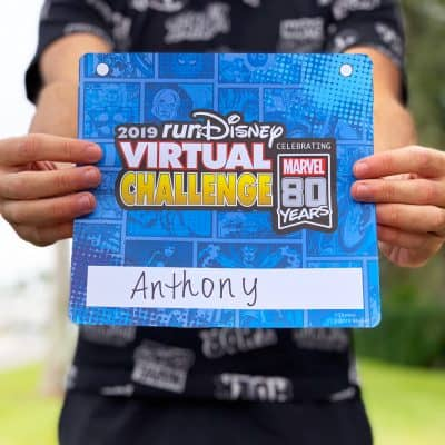 How Marvel-ous! 2019 runDisney Virtual Race Series