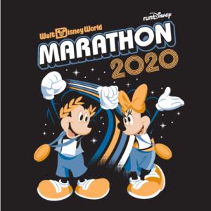 2020 marathon weekend art work