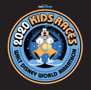 2020 rundisney kids races medals