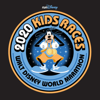 2020 rundisney kids races medals
