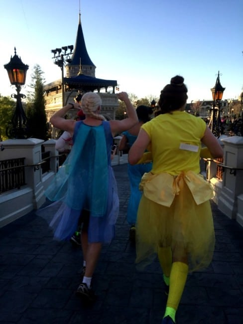 The runDisney Princess Half Marathon Princess Men