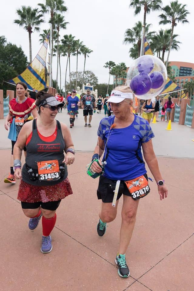 rundisney balloon ladies