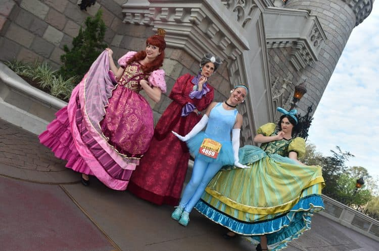 rundisney princess half marathon proof of time dates and details