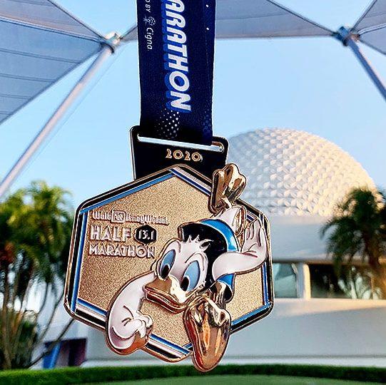2020 marathon weekend medals