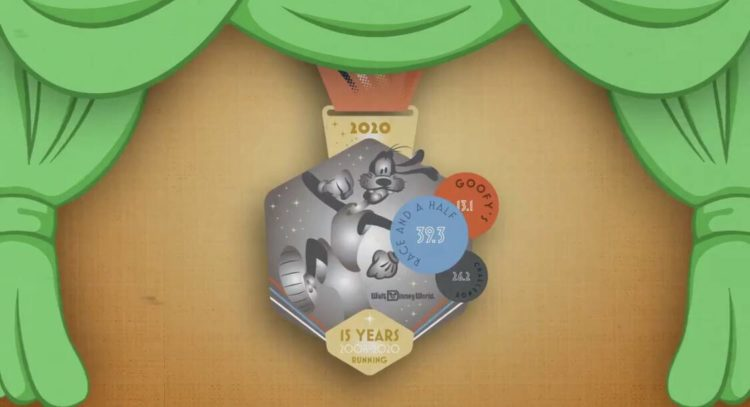 Goofy Medal 2020
