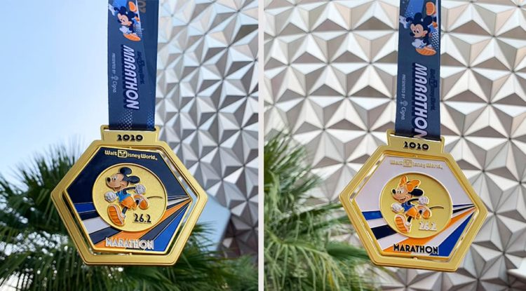 2020 marathon weekend medals marathon
