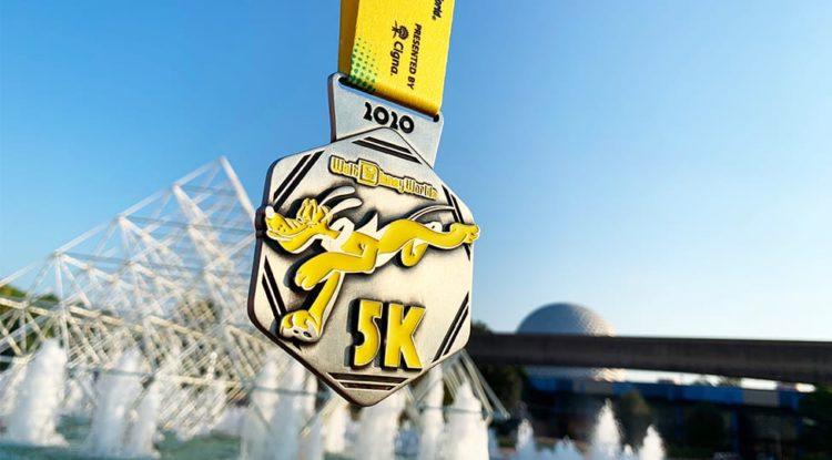 2020 marathon weekend medals 5K