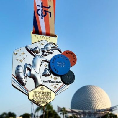 runDisney Anniversary Dates | AKA, When The Bling Gets REAL Good