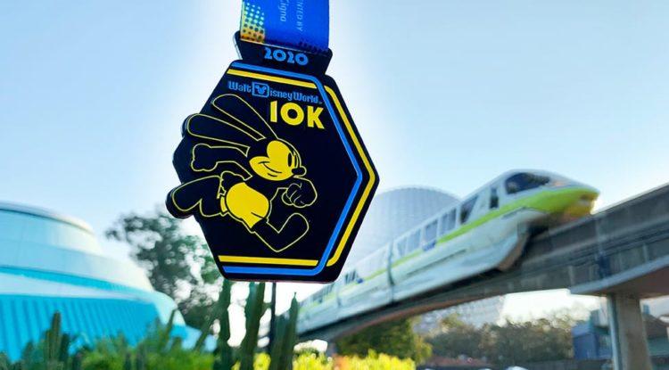 2020 marathon weekend medals 10K
