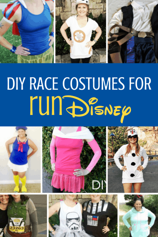 diy race costumes for rundisney