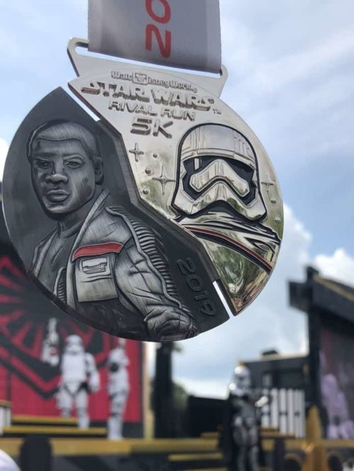 Medal picture in Hollywood Studios