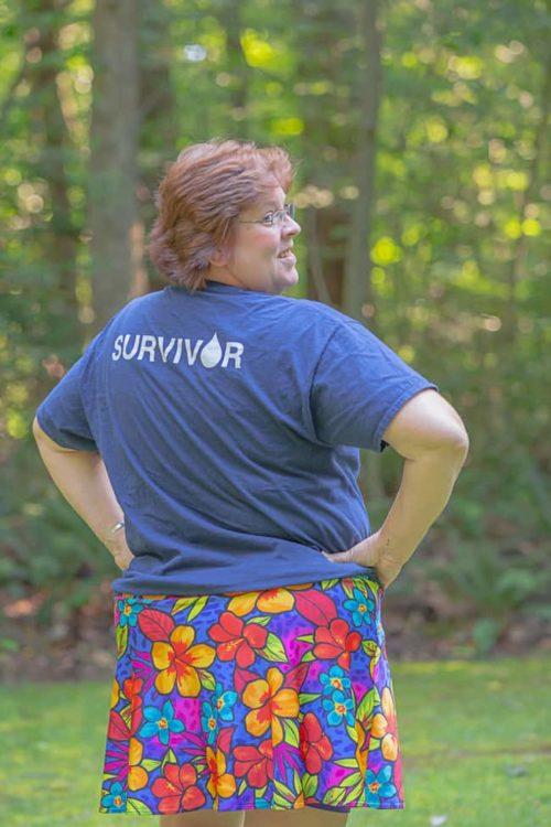 Sara Gross, cancer survivor