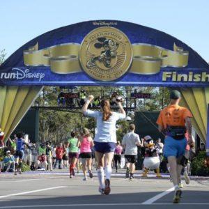 rundisney walt disney world marathon finish line course changes
