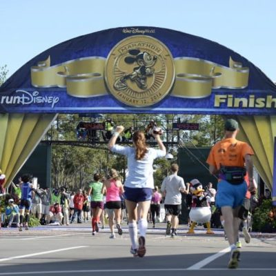 NEW Walt Disney World Marathon Course Announced