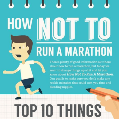 how not to run a marathon