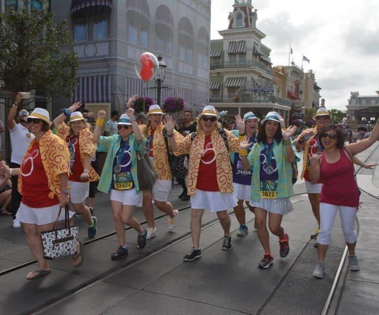 parade costume 10K princess