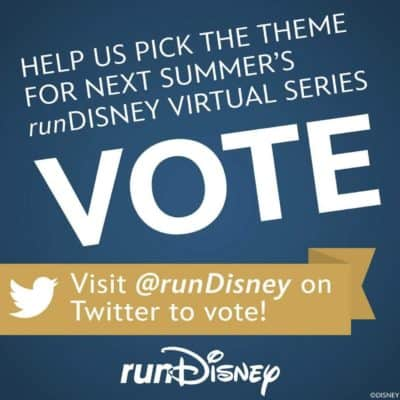 runDisney Summer Virtual Series 2020