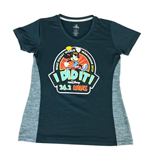 runDIsney Marathon I Did It Shirt