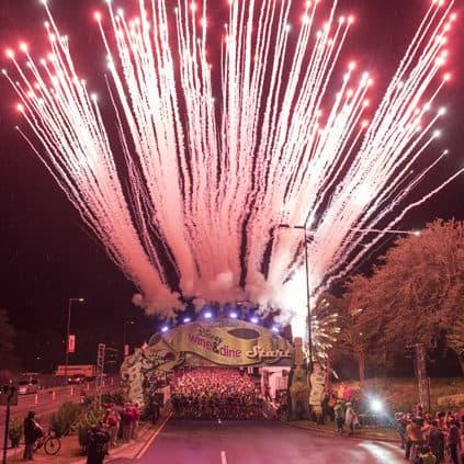 2014 Disney Wine and Dine Half Marathon start
