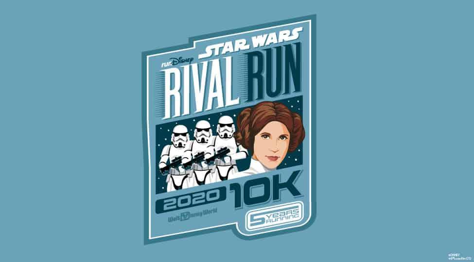 Star Wars Rival Run 10K logo