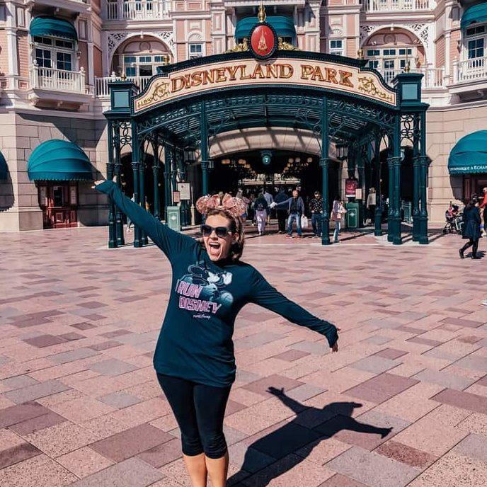 runDisney Paris Disneyland Paris