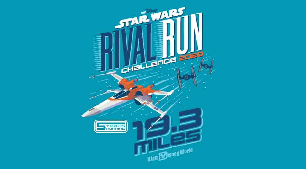 Star Wars Rival Run challenge logo