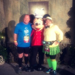 Chef Mickey wine and dine half marathon rundisney charity