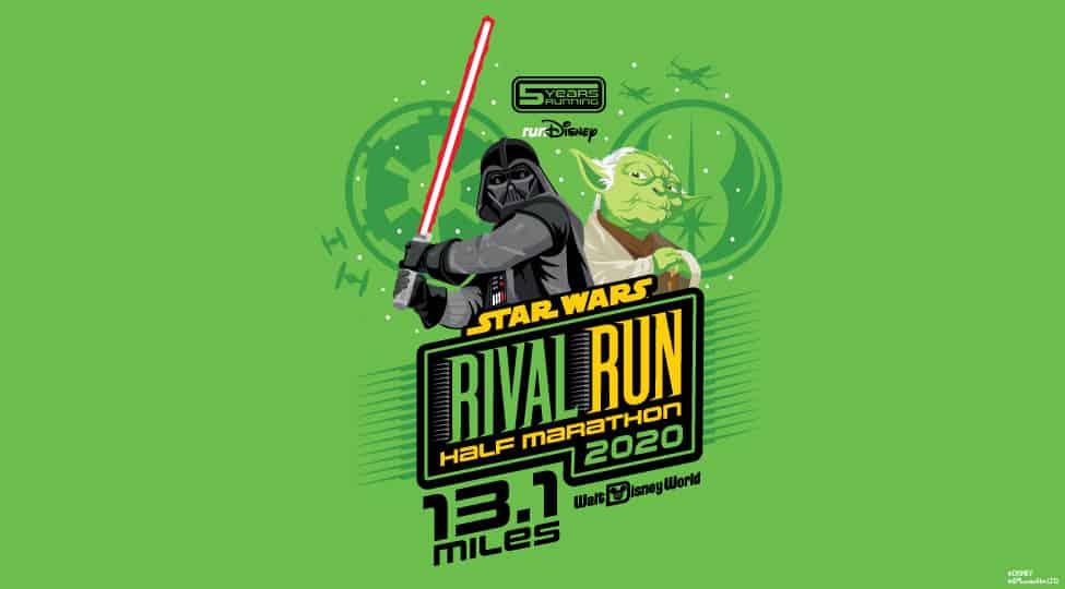 Star Wars Rival Run Half Marathon Logo