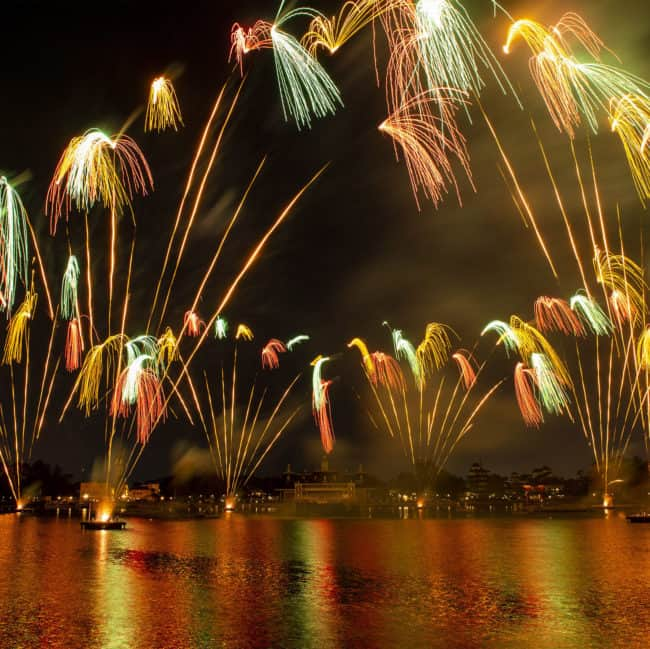"""""""Epcot Forever"""" Nighttime Spectacular"""