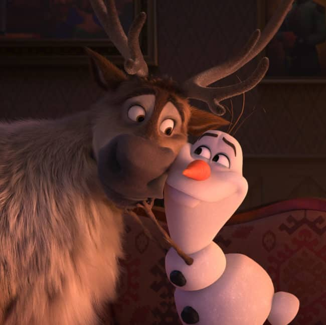Best frozen 2 movie quotes from Olaf