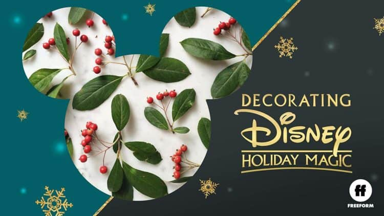 Disney Christmas movies to watch on Disney Plus: Decorating Holiday Magic