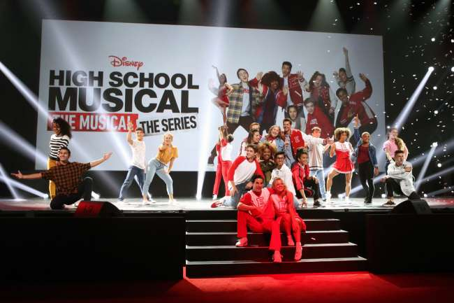 HSM the Musical D23 Expo