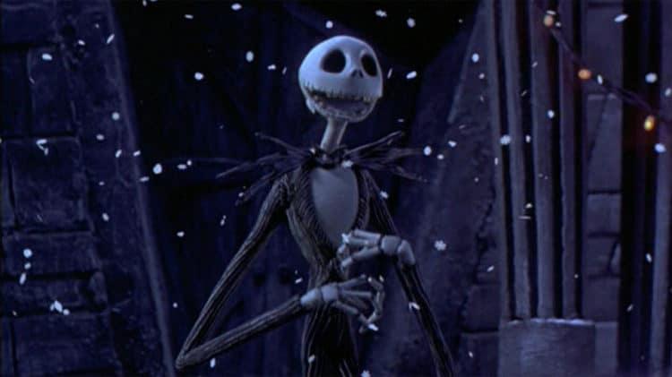 Nightmare-Before-Christmas-Jack: Disney Christmas movies on Disney Plus