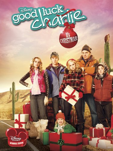 good luck charlie its christmas is on Disney Plus