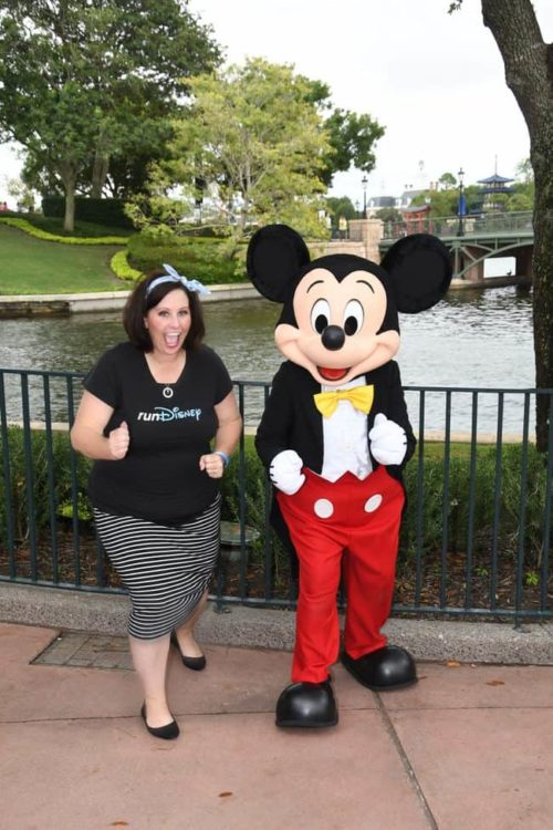 running with mickey patty holliday rundisney travel agent
