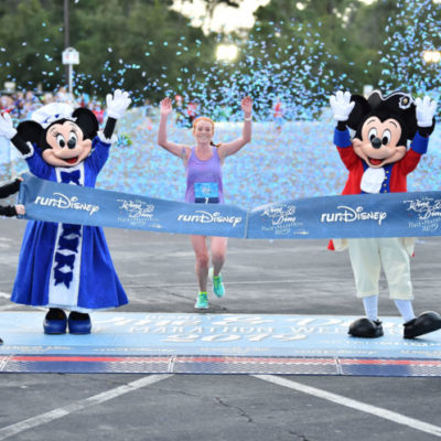 runDisney Character Stops | Wine and Dine Half Marathon Weekend