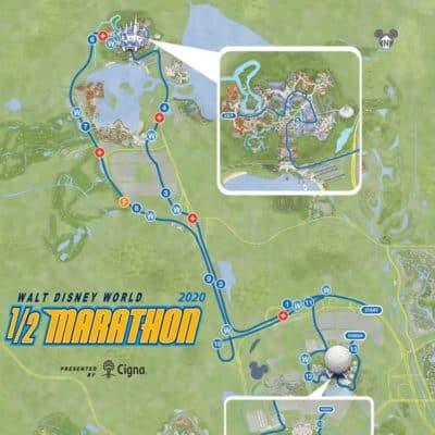 2020 marathon half marathon course real bathrooms