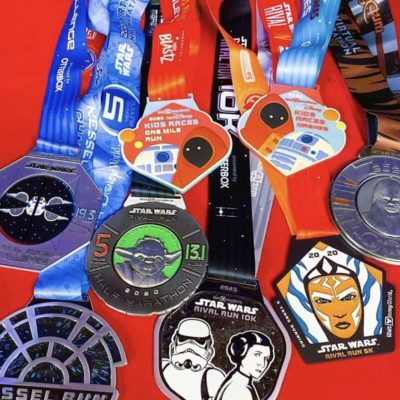 2020 Star Wars Rival Run Medals Revealed!