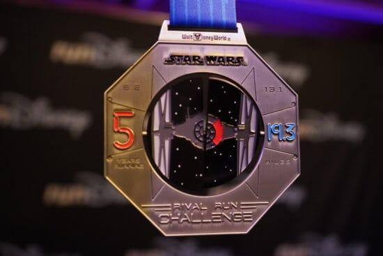 rival run challenge 2020 medal