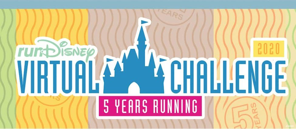 rundisney virtual race challenge ticket books