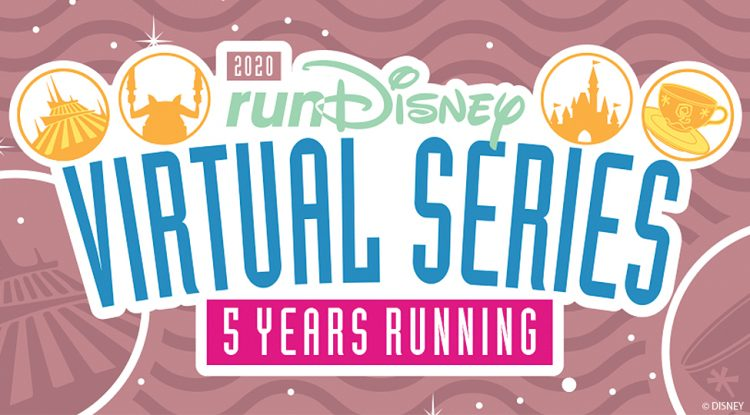 2020 runDisney Summer Virtual Races: Fan-Favorite Disney Parks Attractions theme